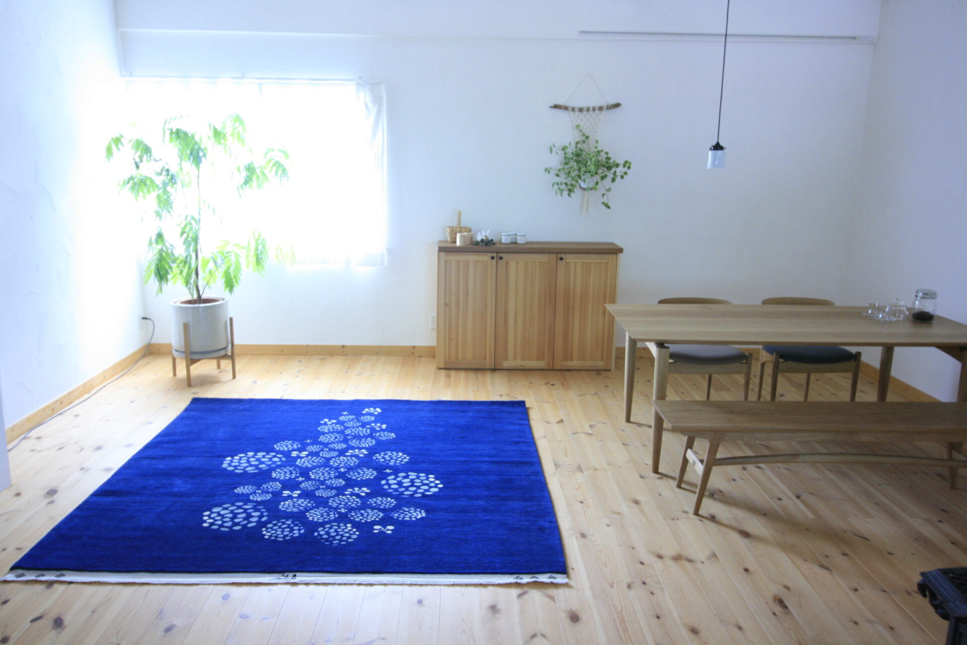 手織り絨毯
